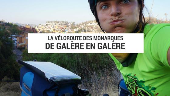 sacoche brisée - crash de drone - entorse dorsale - mexique à vélo - san lui potosi - cyclotourisme - voyage vélo - la cyclonomade