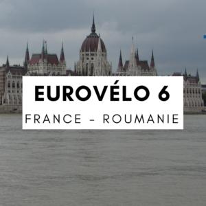 eurovélo 6 - europe à vélo - route des fleuve - danube à vélo - cyclotourisme - voyage à vélo - la cyclonomade