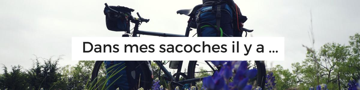matériel cyclotourisme - amérique du nord - détails et commentaire - véloroute des monarques - voyage à vélo - èquipemenent voyage à vélo - la cyclonomade