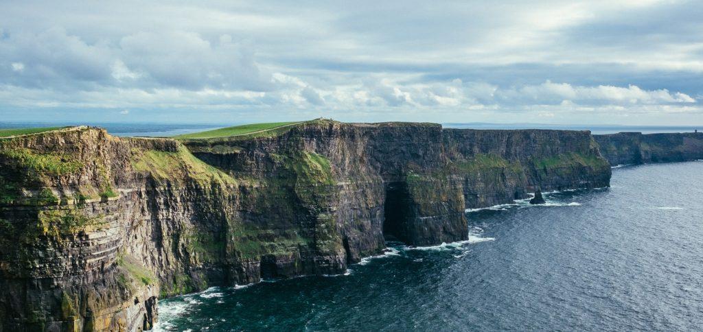 irlande à vélo - voyager en irlande - cyclonomade - la cyclonomade - cyclotourisme