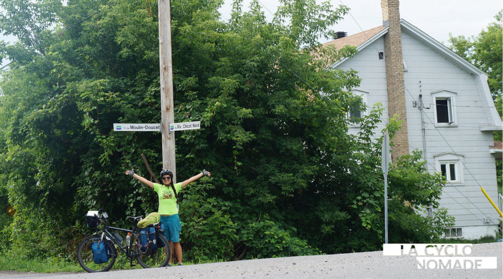 boucle vélo au québec - escapade vélo québec - quebec à vélo - cyclotourisme québec - la cyclonomade - cyclotourisme