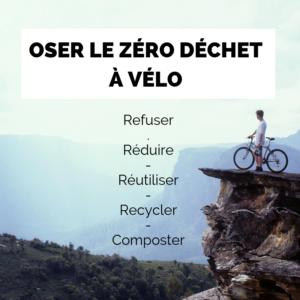 zélo déchet - voyage - cyclotourisme - voyage écolo - voyage équitable - voyage zéro déchet - la cyclonomade - voyager à vélo