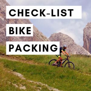 matériel bikepacking - voyage vélo - cyclotourisme - la cyclonomade