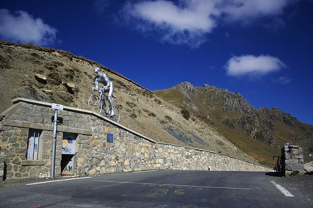 tourmalet - tour de france - cyclotourisme - la cyclonomade