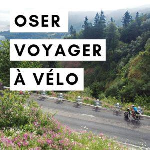 ebook cyclotourisme - oser voyager à vélo - la cyclonomade