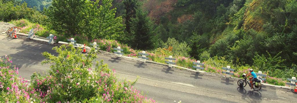 ebook cyclotourisme - oser voyager à vélo - cyclotourisme - voyage vélo - la cyclonomade