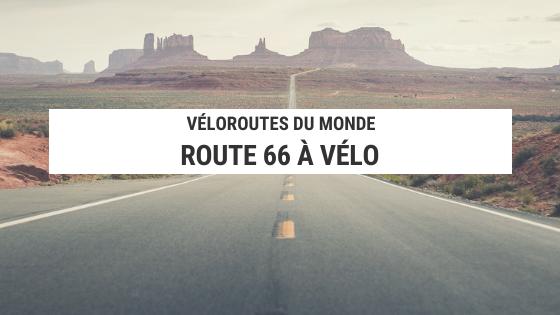 route 66 a vélo
