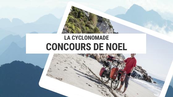 concours voyageurs à vélo - cyclonomades - cyclotourisme - vaude - aquaback - sacoches vaude - sacoches de vélo - gagne tes sacoches