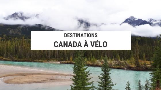 canada à vélo - cyclotourisme canada