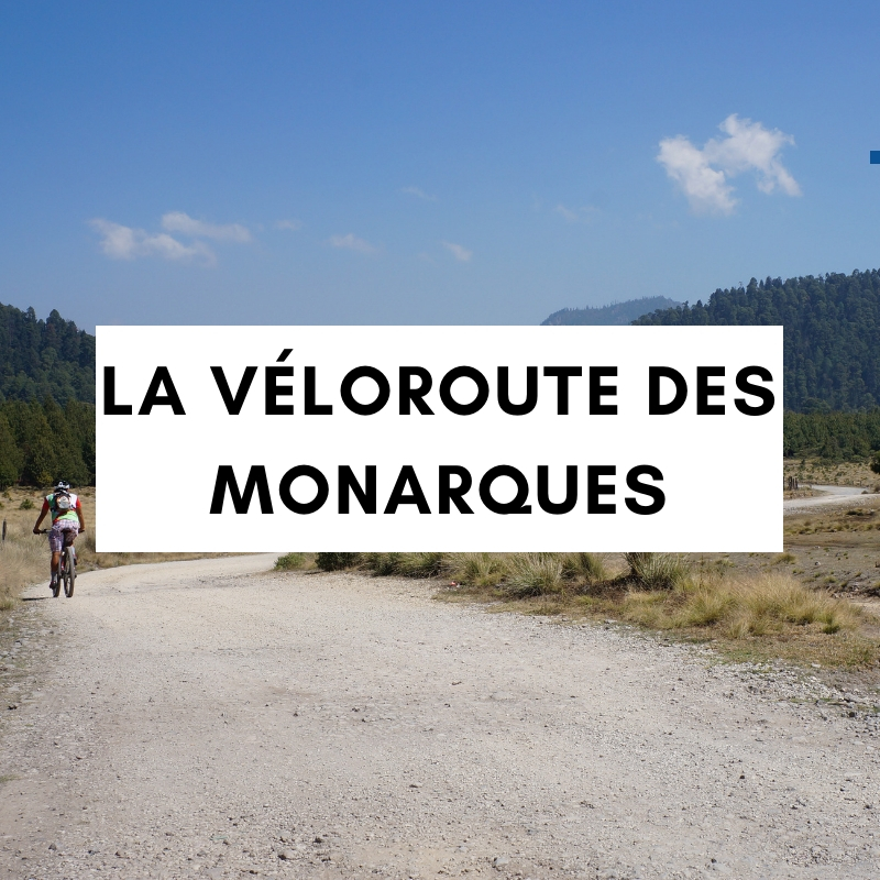 conférence cyclotourisme - véloroute des monarques - la cyclonomade