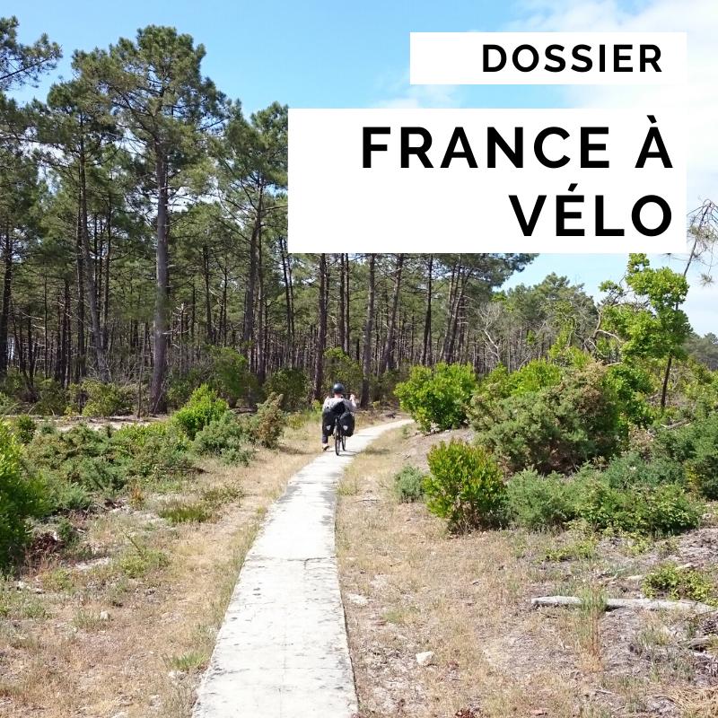 france a vélo - cyclotourisme france - la cyclonomade