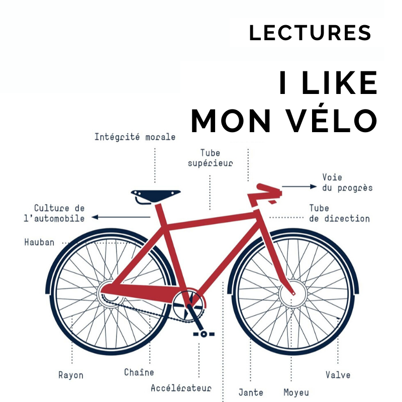 i like mon vélo - guide mécanique vélo - lecture vélo - livre cyclotourisme - livre voyage à vélo